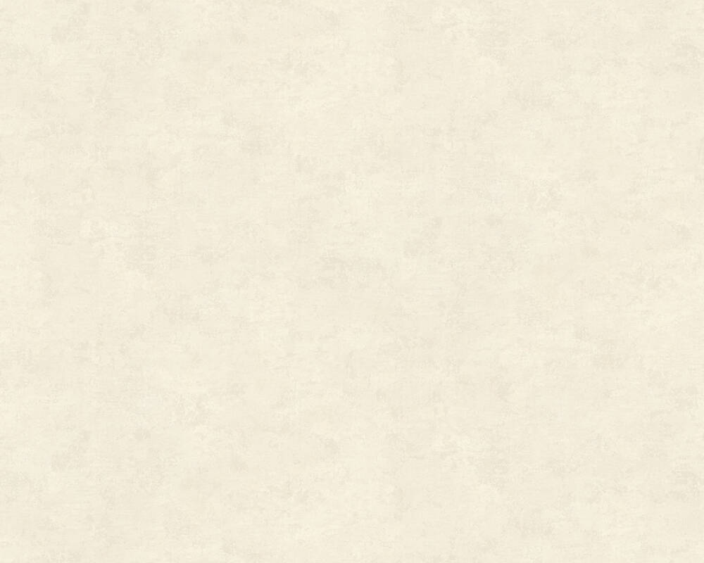A.S. Création Wallpaper Uni, Cream 371691