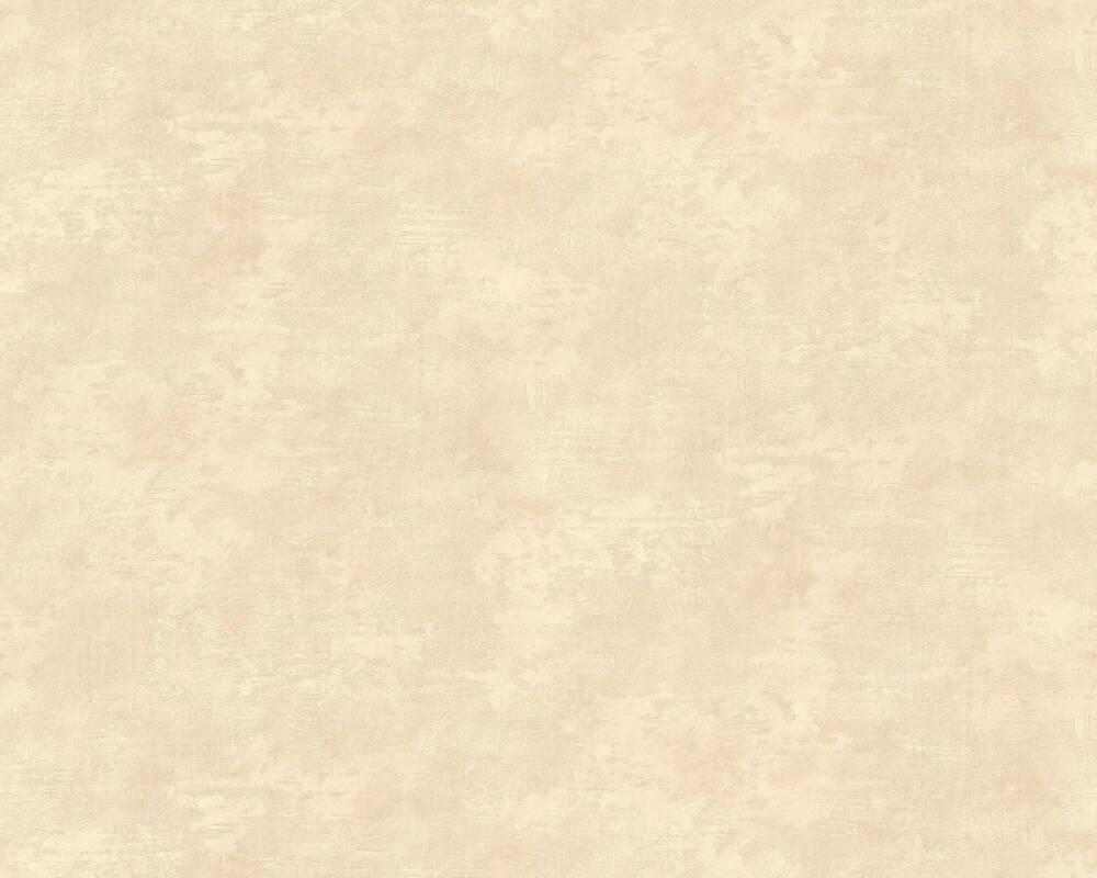 A.S. Création papier peint Uni, beige 371692