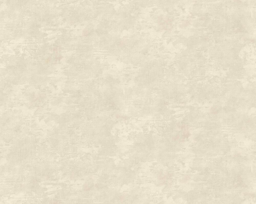 A.S. Création papier peint Uni, beige, marron 371693