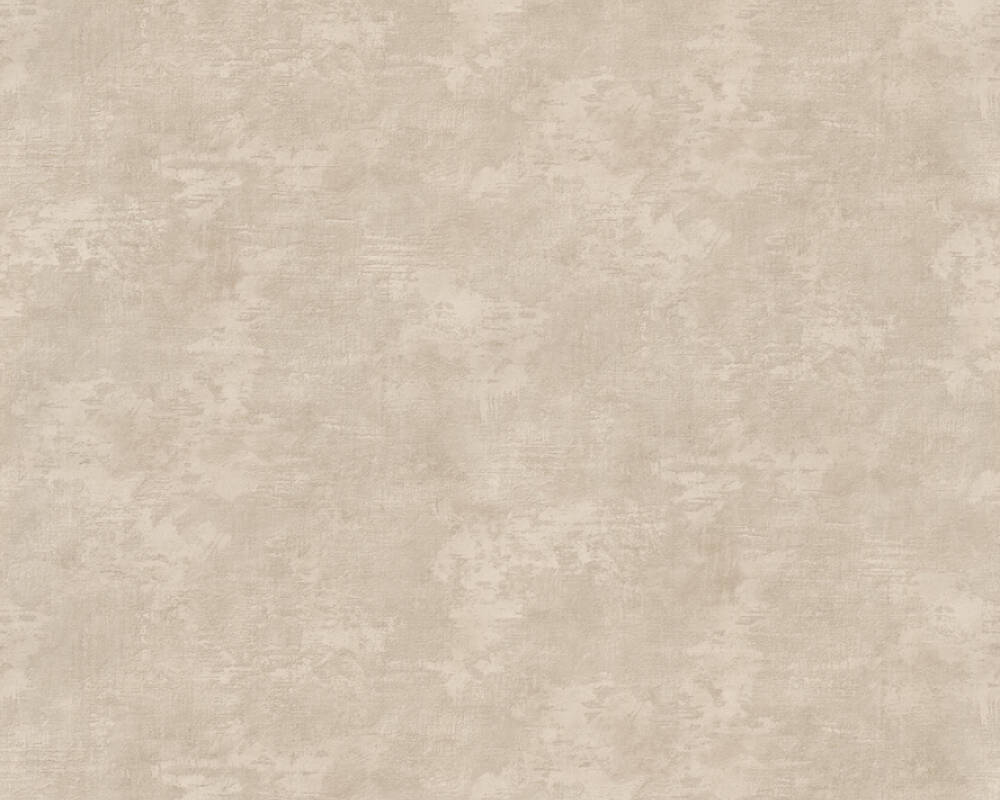 A.S. Création Wallpaper Uni, Beige, Grey, Taupe 371694