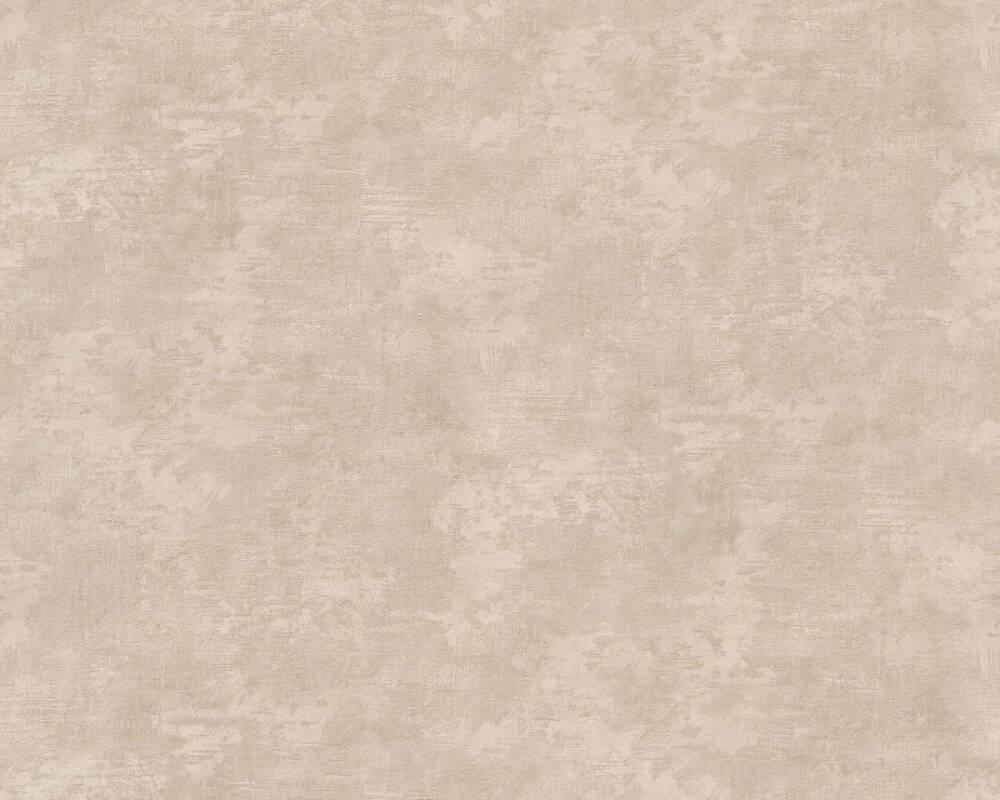 A.S. Création papier peint Uni, beige, gris, taupe 371694