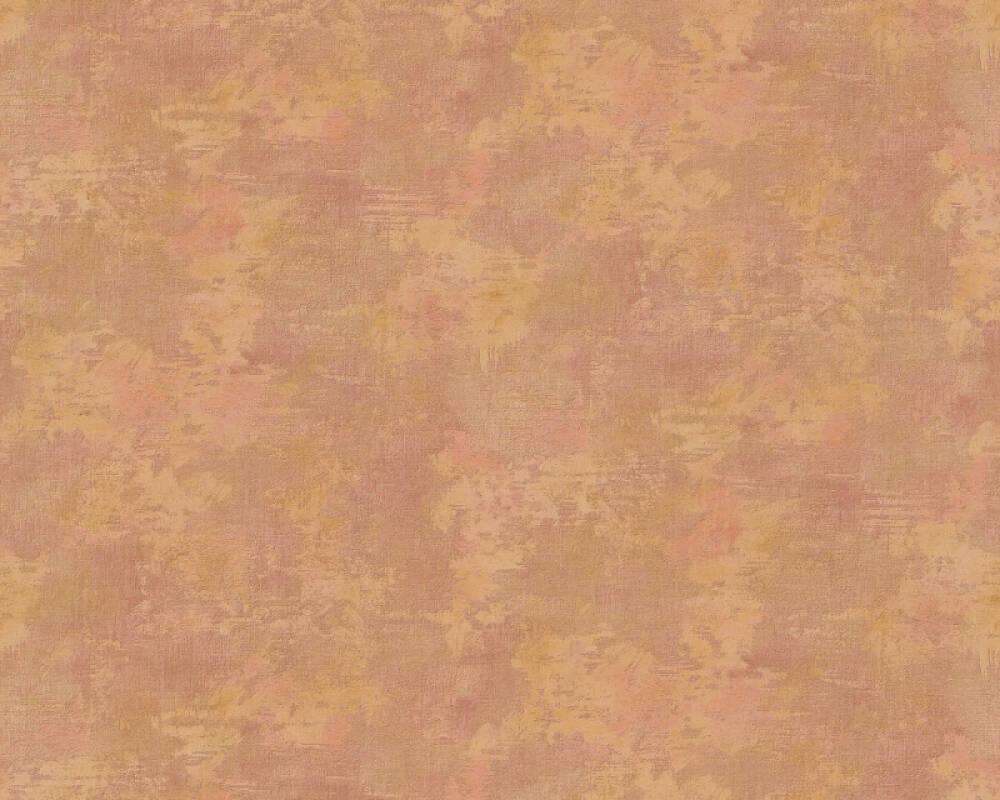 A.S. Création Обои Уни, Медь, Металлик 371695