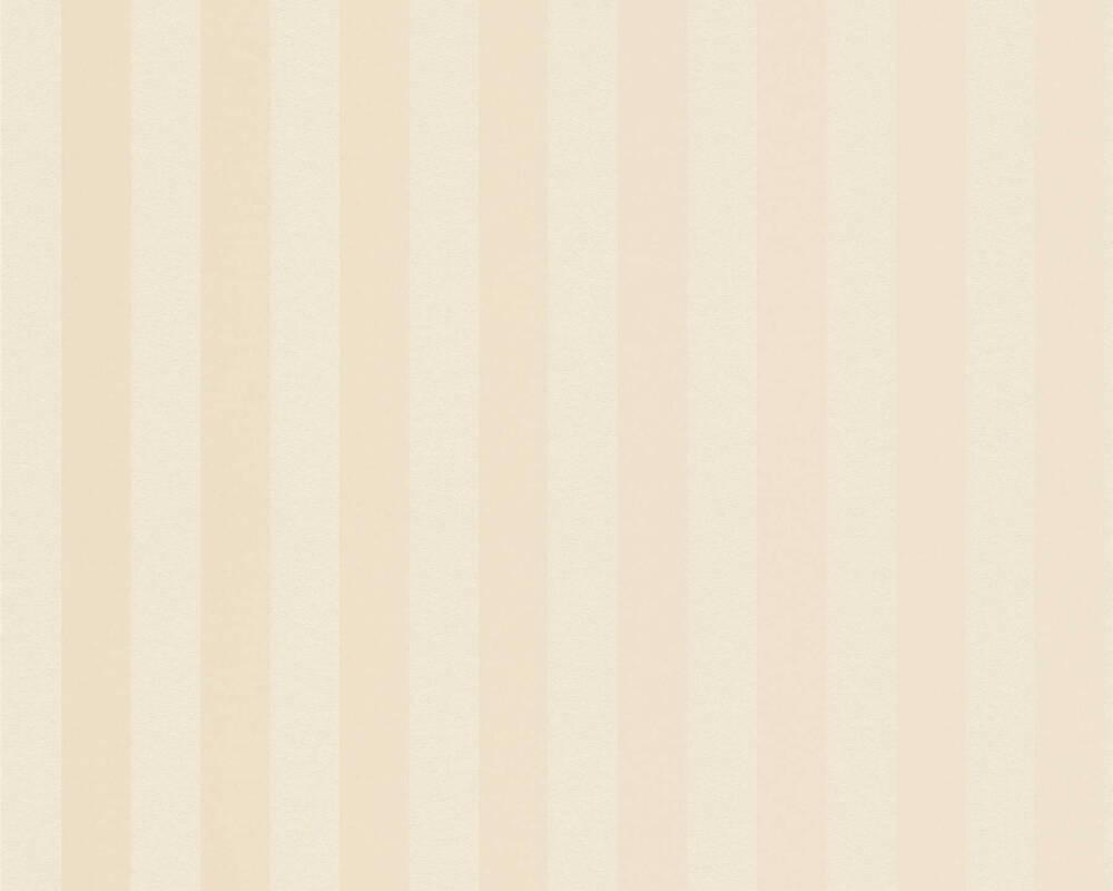 A.S. Création papier peint Uni, beige 372273