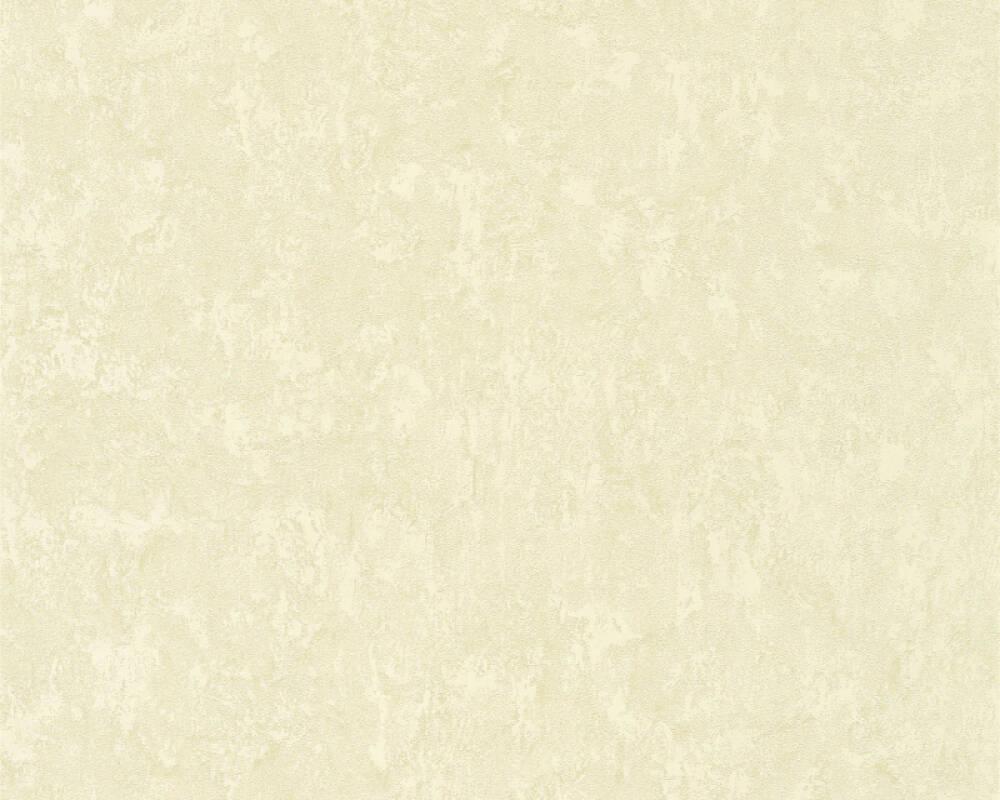 A.S. Création Wallpaper Uni, Cream 372285