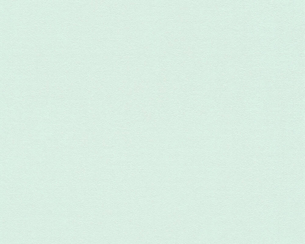 A.S. Création papier peint Uni, bleu, turquoise, vert 372625