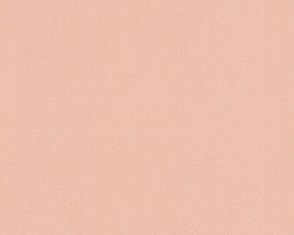 A.S. Création papier peint Uni, orange 372688