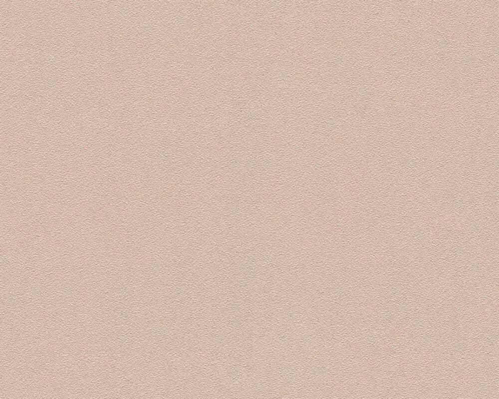 A.S. Création papier peint Uni, beige, métallique 372726