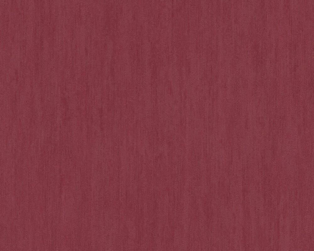 A.S. Création papier peint Uni, rouge 373376