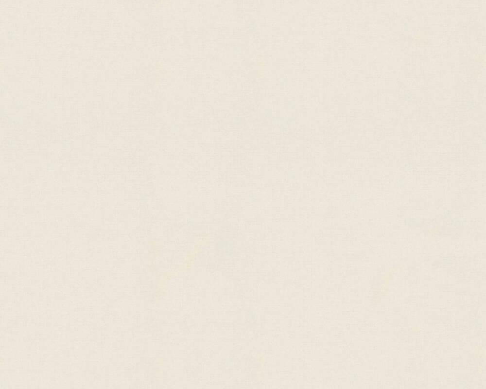 A.S. Création Tapete Uni, Grün, Weiß 373394