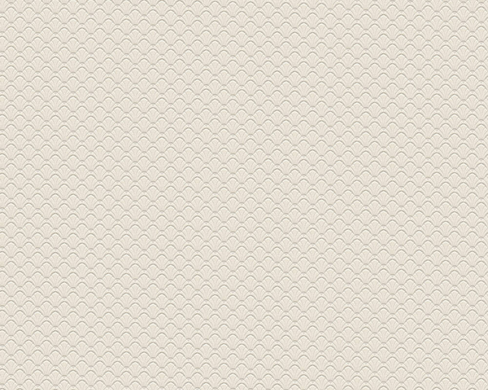 A.S. Création Wallpaper Uni, Beige, Grey, Taupe 373643