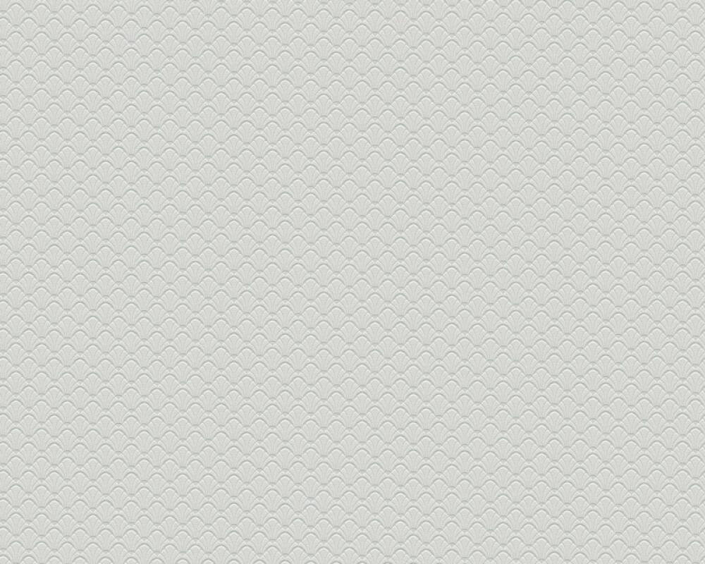 A.S. Création papier peint Uni, gris 373644