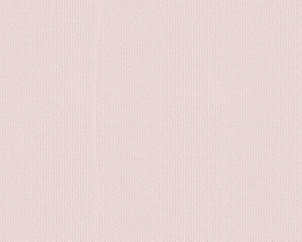 A.S. Création papier peint Uni, rose 373652