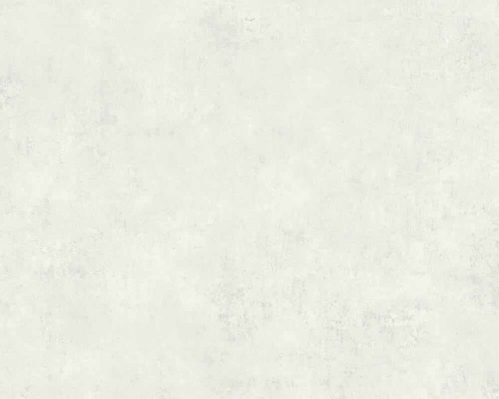 A.S. Création papier peint Uni, gris 373704