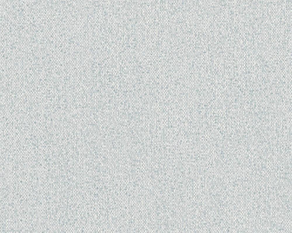 A.S. Création Обои Графика, Металлик, Серебро, Синие 373746