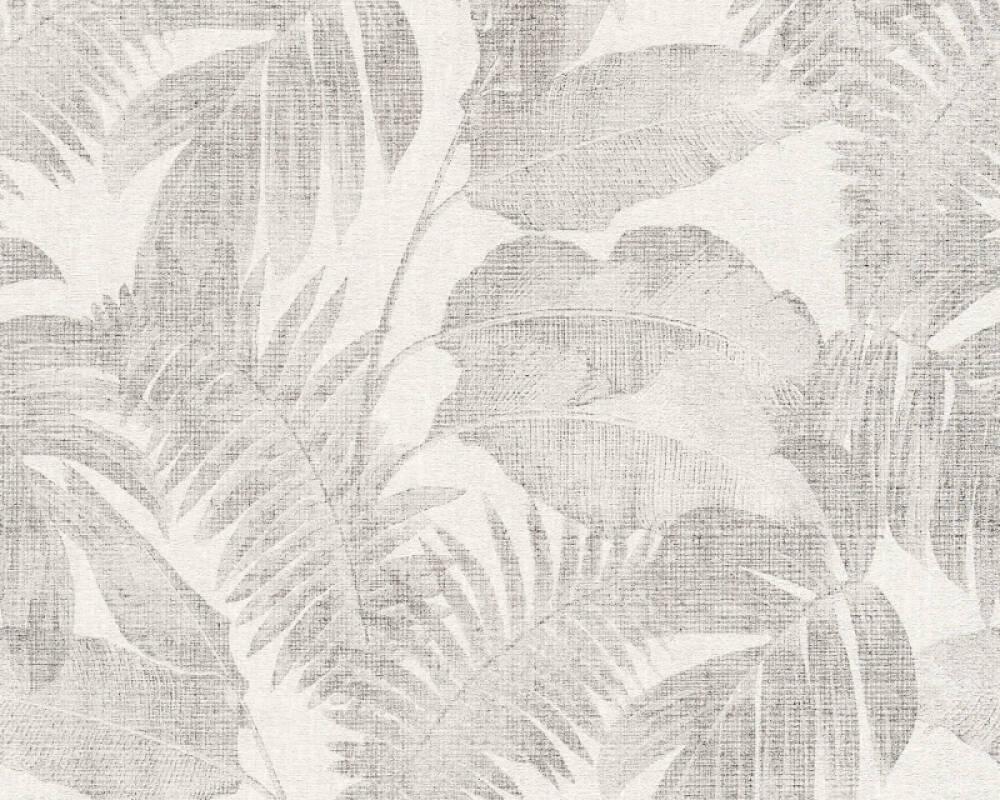 Livingwalls Tapete Dschungel, Beige, Braun, Creme 373962