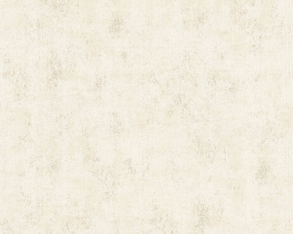 A.S. Création Tapete Uni, Beige, Creme 374161