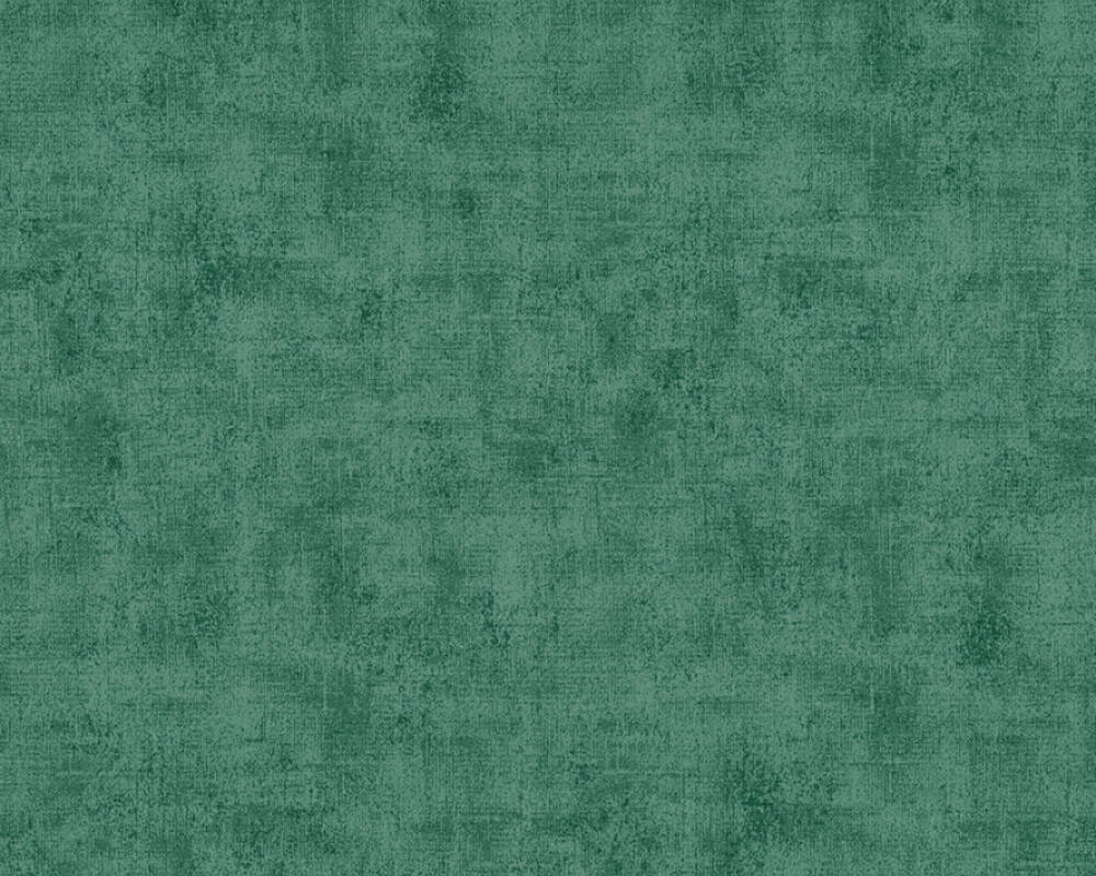 A.S. Création Wallpaper Uni, Green 374173