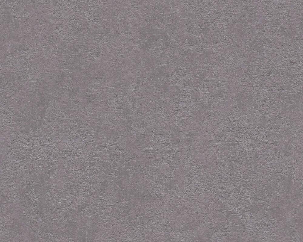 Livingwalls Tapete Uni, Grau 374184