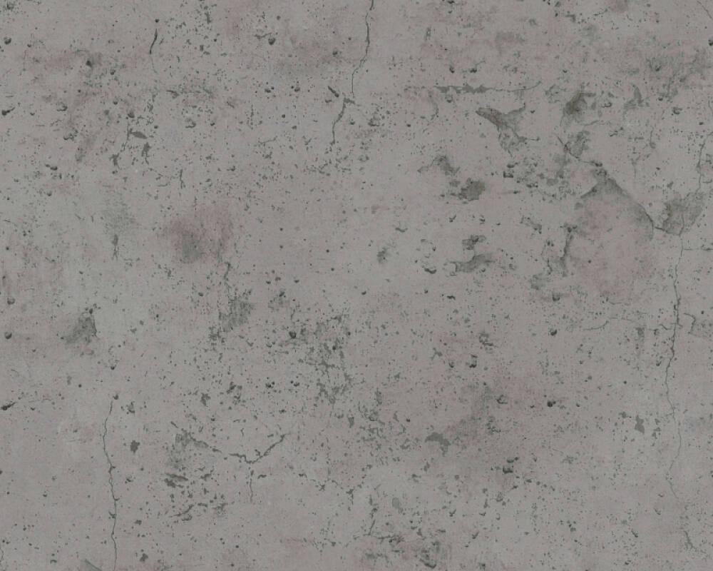 Livingwalls Tapete Beton, Grau, Taupe 374291