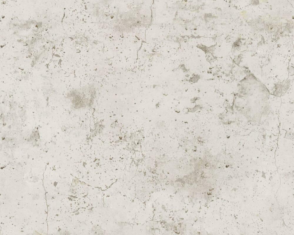 Livingwalls Wallpaper Concrete, Grey 374292