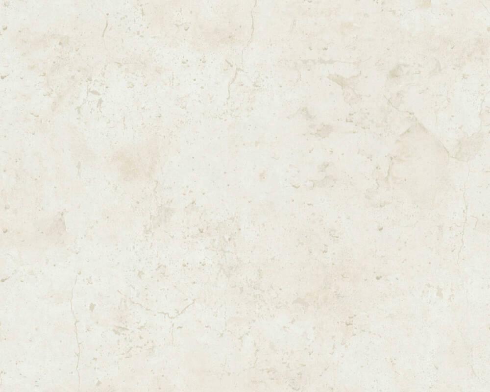 Livingwalls Tapete Beton, Creme, Weiß 374294
