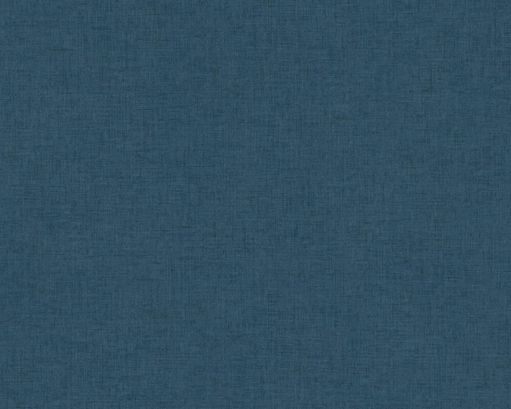 Livingwalls papier peint Uni, bleu 374315