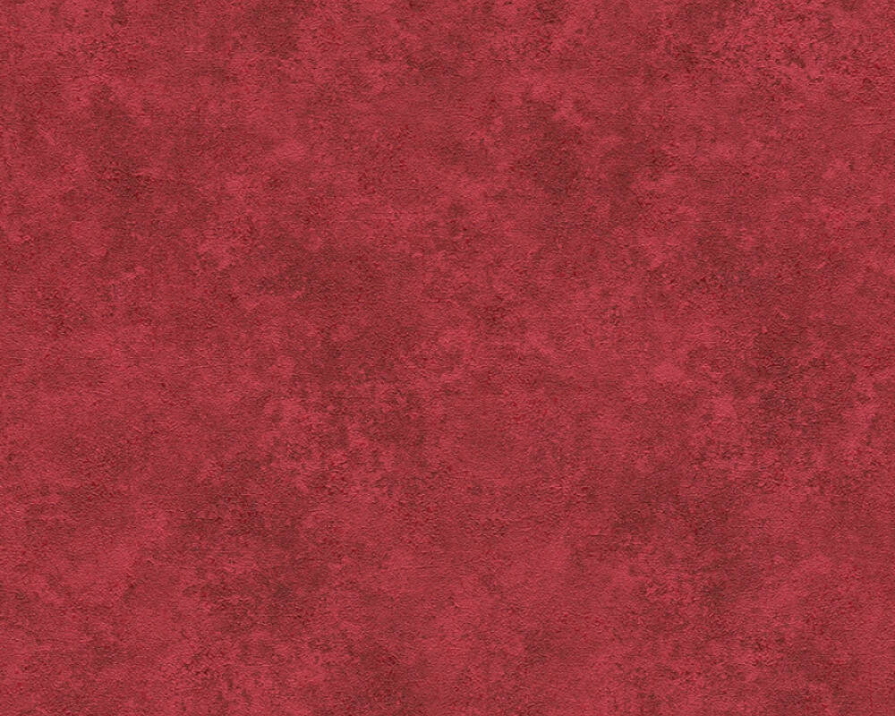 A.S. Création Wallpaper Uni, Red 374678