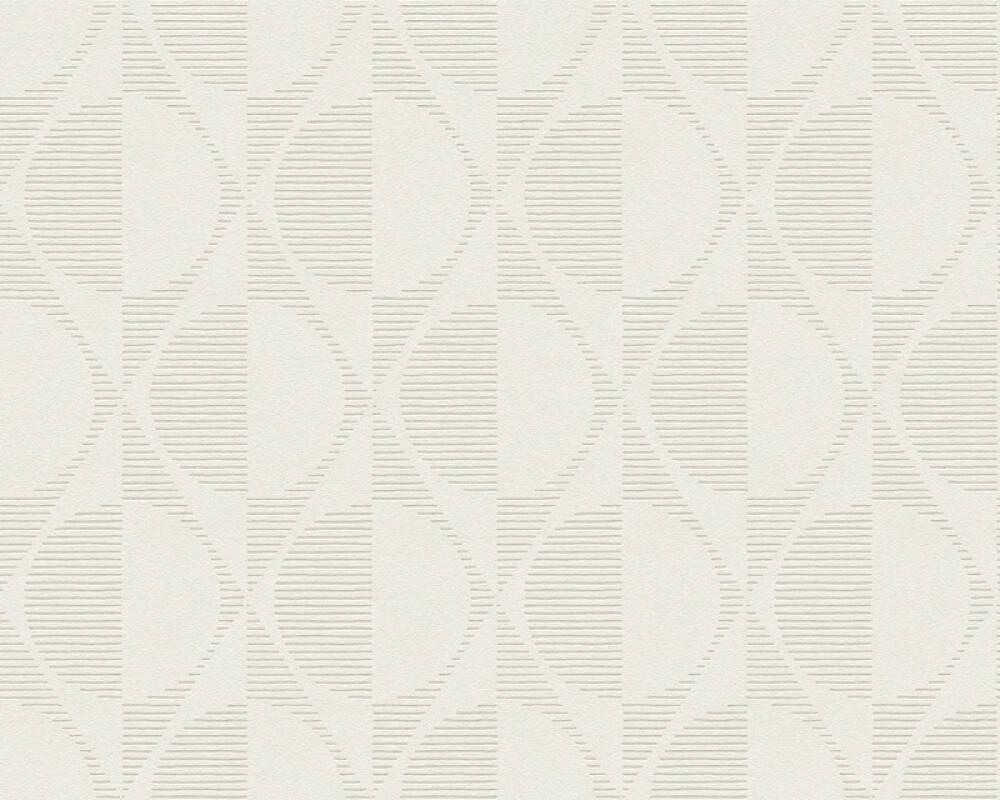 A.S. Création Tapete Grafik, Beige, Creme 374783