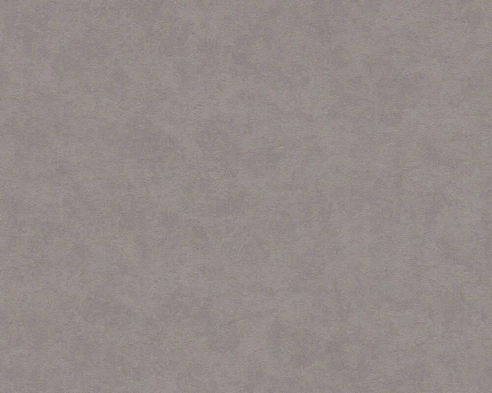 A.S. Création Tapete Uni, Beige, Grau, Taupe 375018