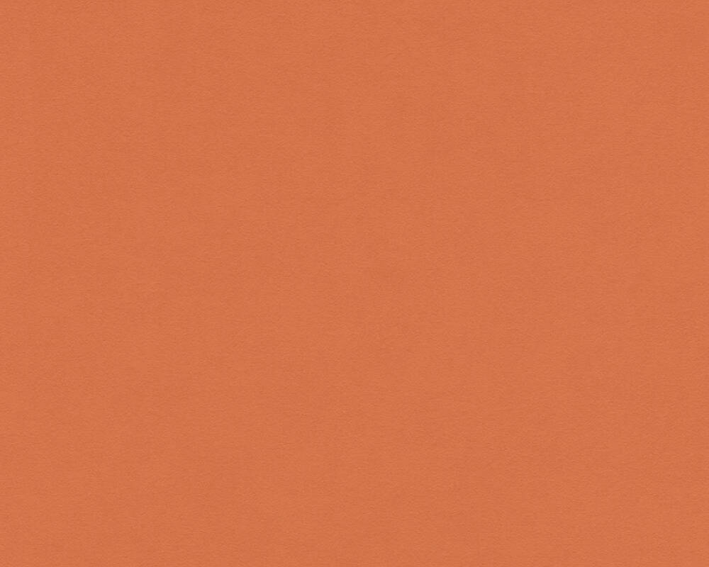 A.S. Création Wallpaper Uni, Orange 375063