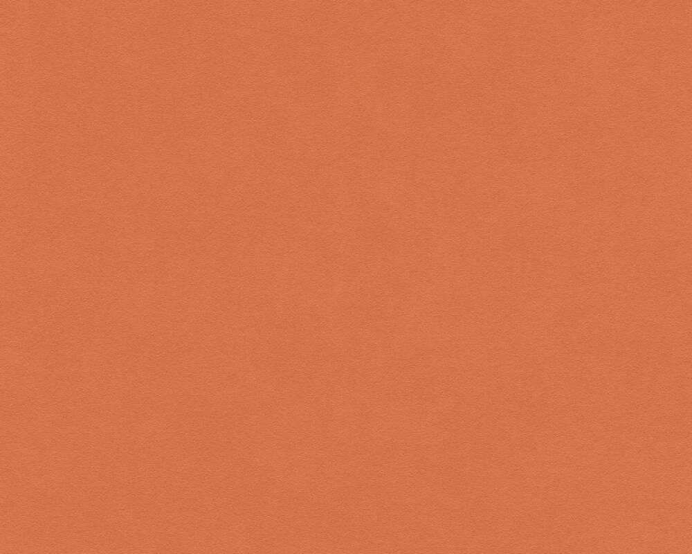 A.S. Création Tapete Uni, Orange 375063