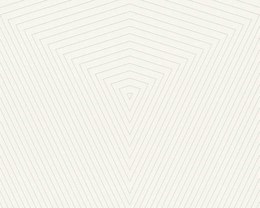 Daniel Hechter Tapete Grafik, Weiß 375221