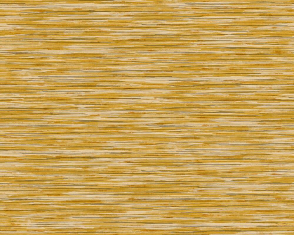 Daniel Hechter Wallpaper Uni, Yellow 375252