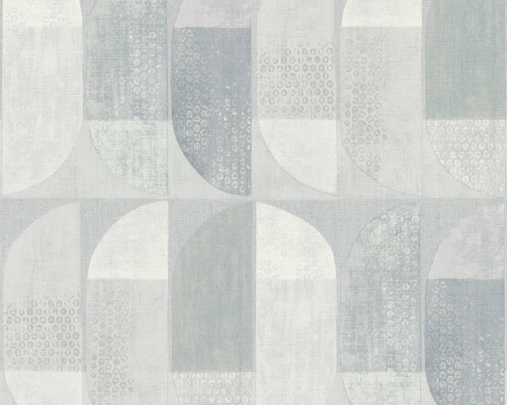 Private Walls Tapete Grafik, Grau 375315