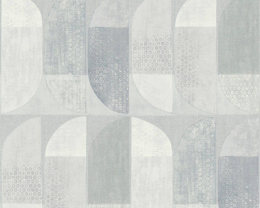 Private Walls Wallpaper Graphics, Grey 375315