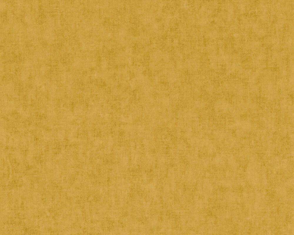 Private Walls Tapete Uni, Orange 375355