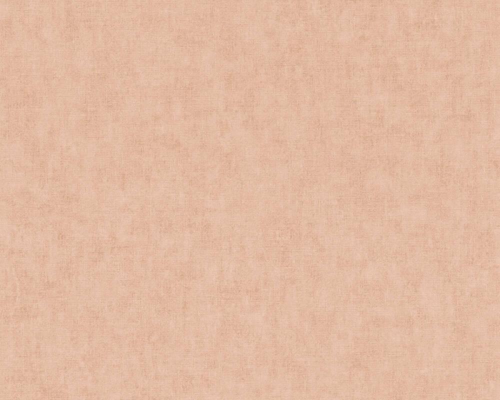 Private Walls papier peint Uni, orange 375357