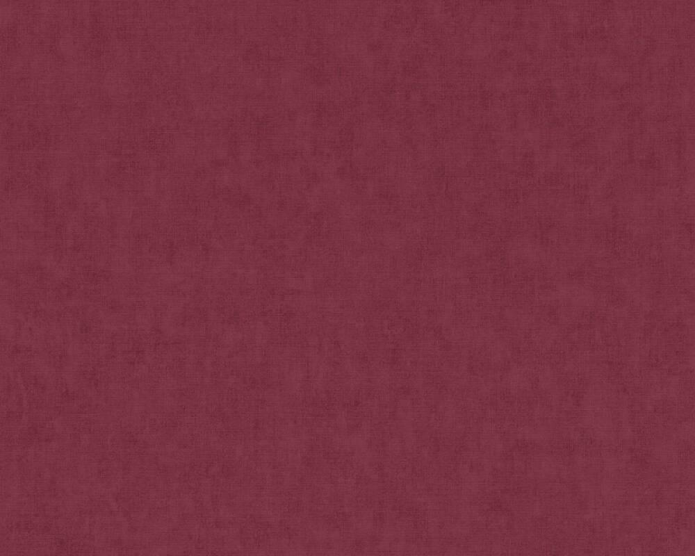 Private Walls Tapete Uni, Rot, Violett 375362
