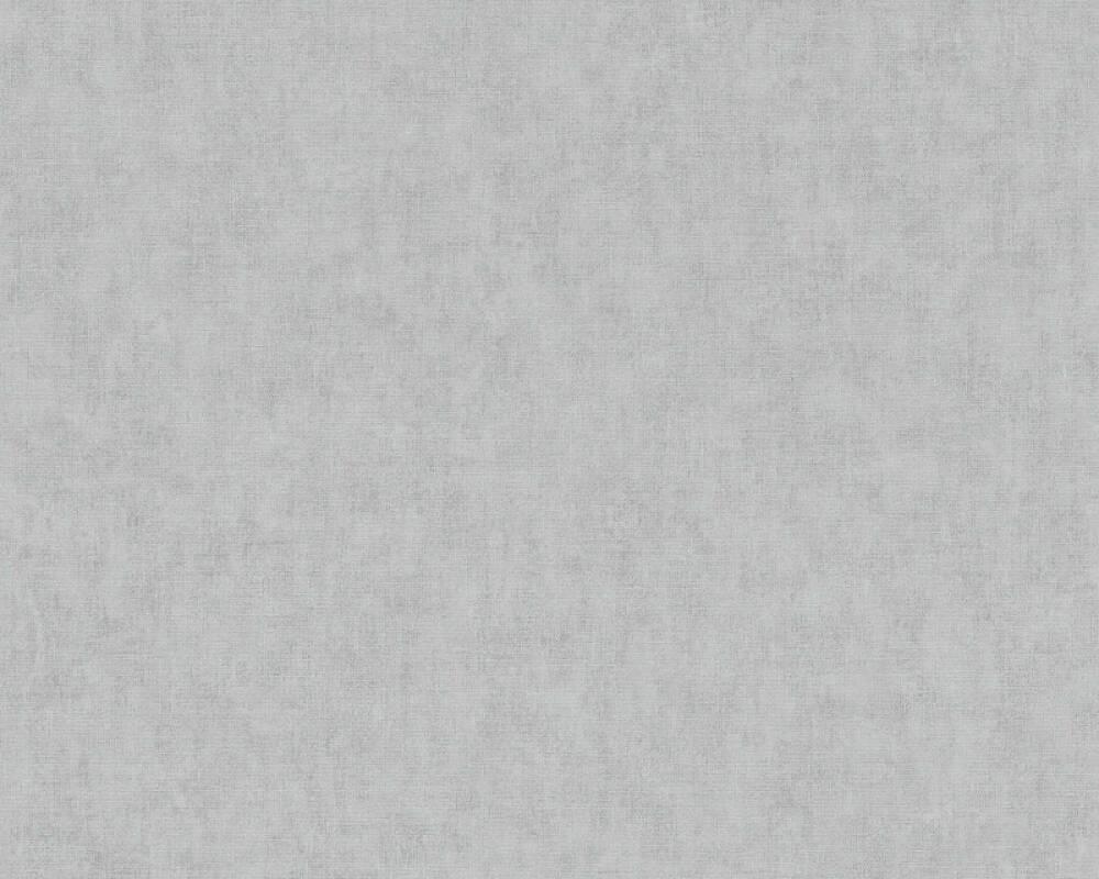 Private Walls Wallpaper Uni, Grey 375366
