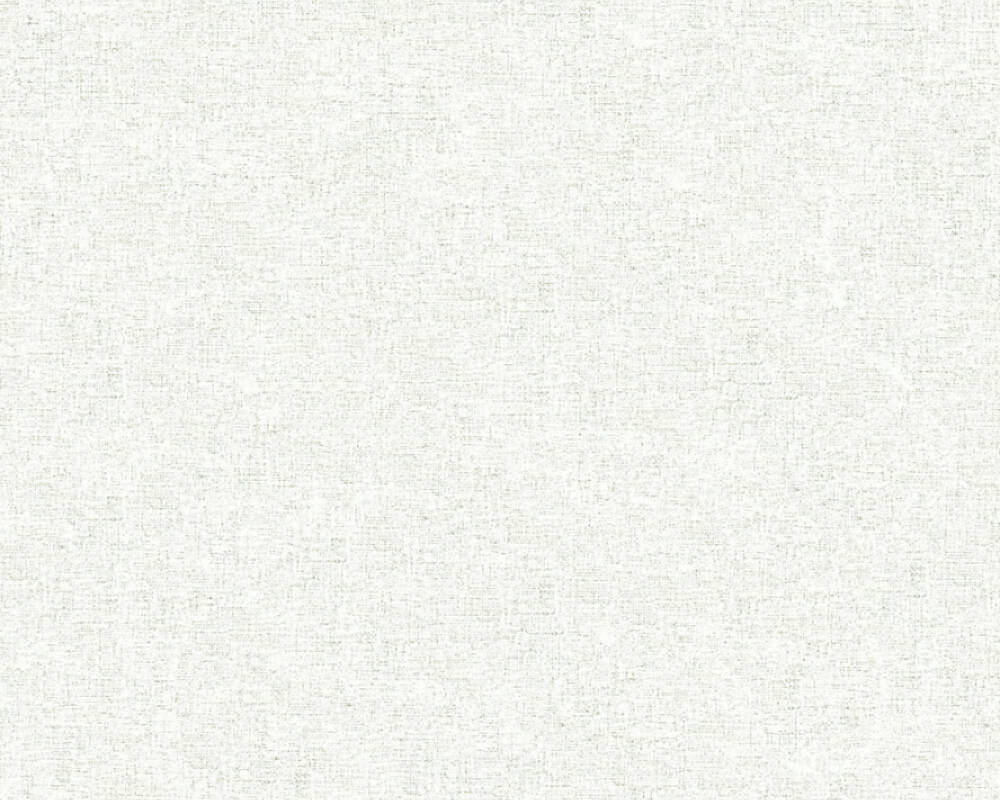A.S. Création Tapete Uni, Creme, Weiß 375482