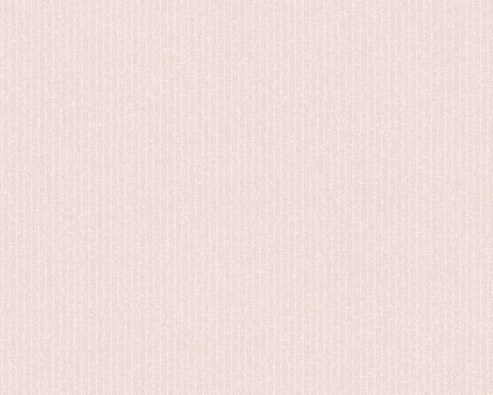 A.S. Création Tapete Streifen, Floral, Creme, Rosa 375503