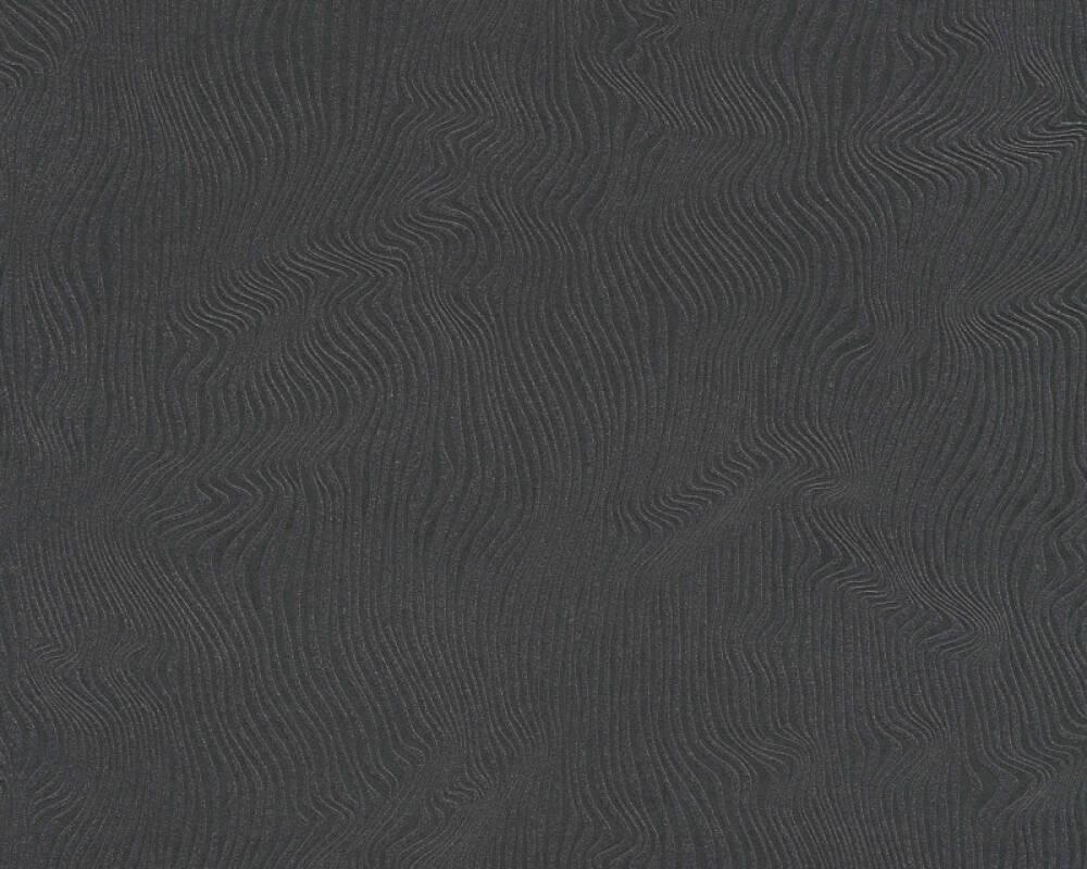 A.S. Création Wallpaper Black, Grey 377614
