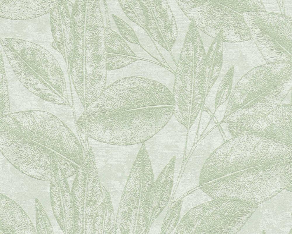 A.S. Création Tapete Floral, Grün 378363