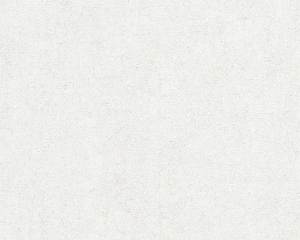 Livingwalls Обои Уни, Белые, Металлик 378405