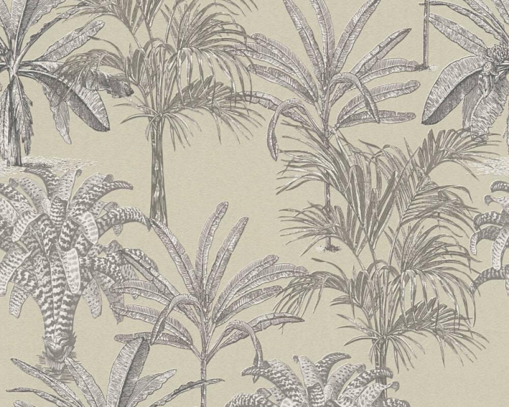 MICHALSKY LIVING papier peint Floral, beige 379831