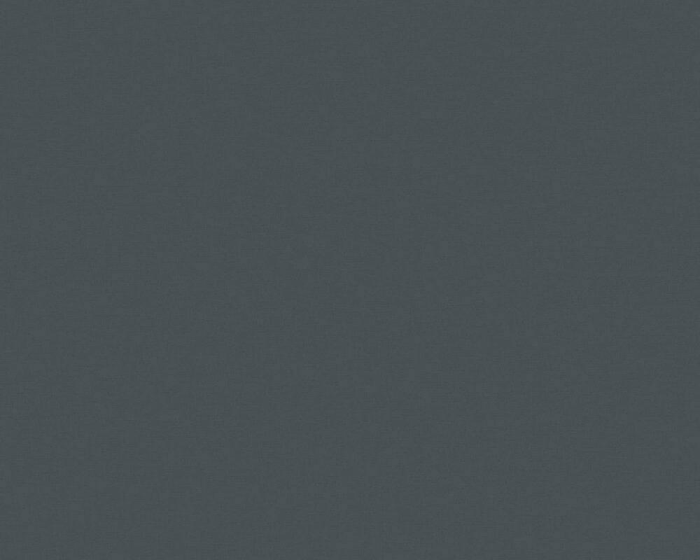 MICHALSKY LIVING papier peint Uni, noir 379866
