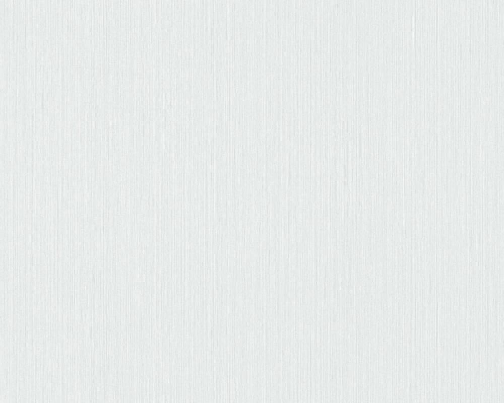 MICHALSKY LIVING Tapete Uni, Grau, Weiß 379872