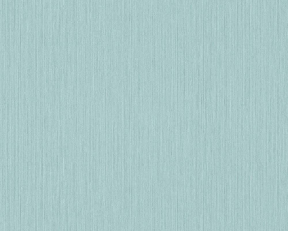MICHALSKY LIVING papier peint Uni, bleu 379876