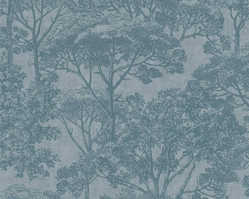 A.S. Création Tapete Grafik, Blau 380232