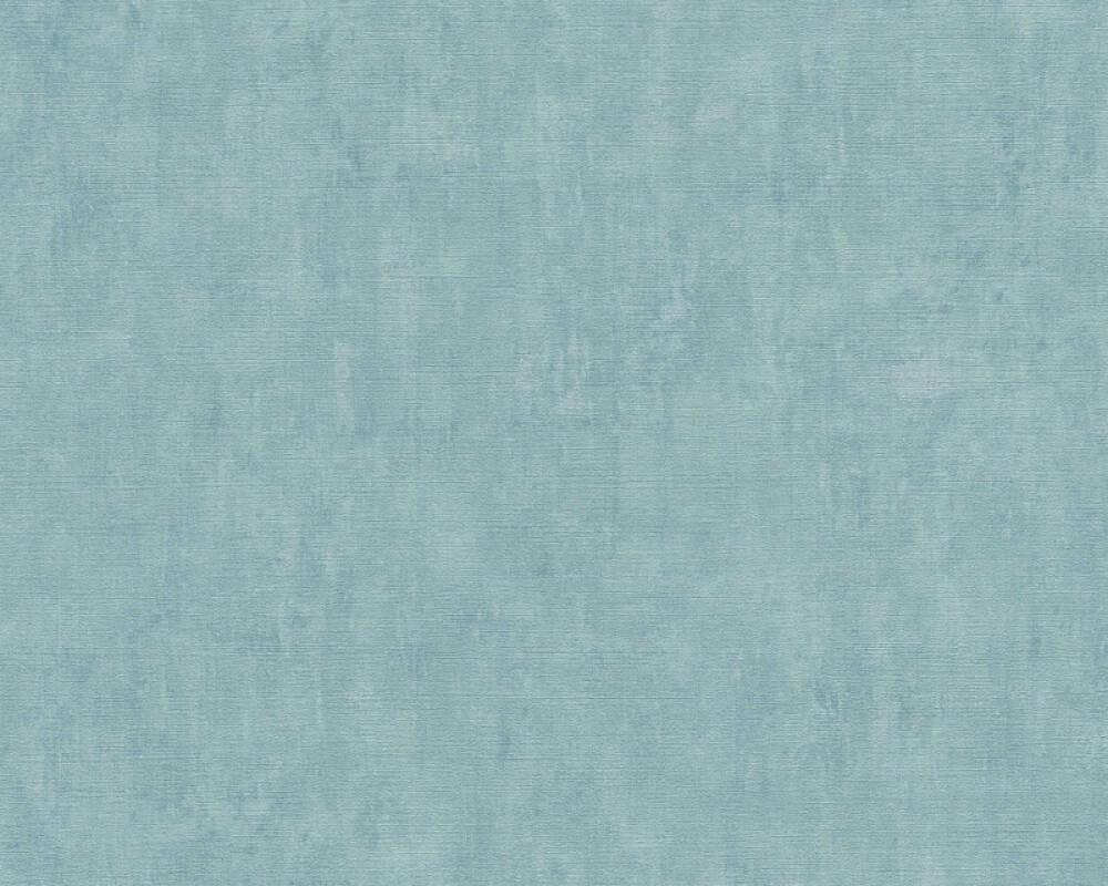A.S. Création Tapete Uni, Blau 380243